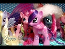Happy Birthday Dew`s Channel! / For MLP DEWDROP DAZZLE