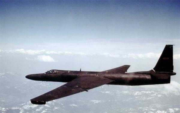 Lockheed U-2.Дракон,которому не везло.