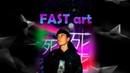 FAST ART NINJA in Photoshop for Instagram