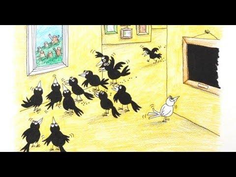 Белая ворона - как жить, если ты отщепенец