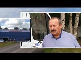 Репортаж канала ОРТ о Кувандыке!