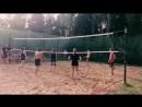 Спартакиада necoolcamp 2018 по волейболу 2 смена