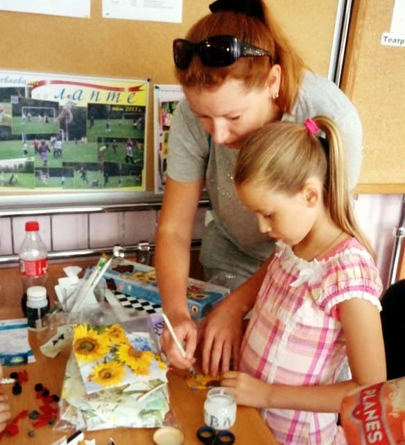 Авдеева Татьяна - руководитель мастер-классов