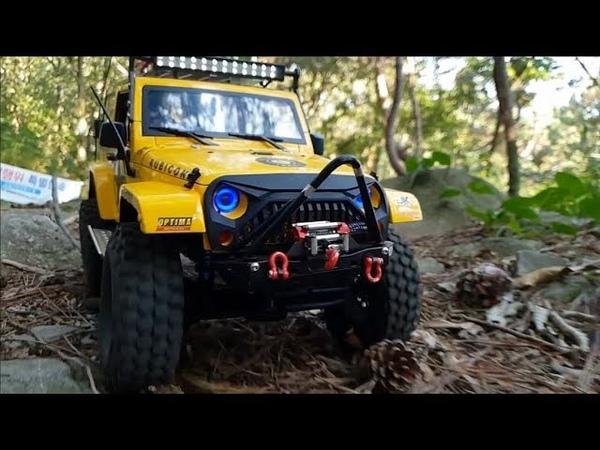 RC카 지프 루비콘MST CFX Jeep Rubicon Mountail Trail 2