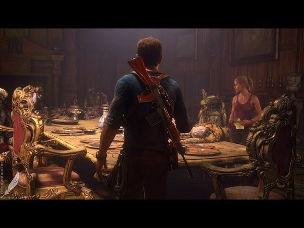 Uncharted 4: A Thief's End 21 ПИРАТСКОЕ ПАТИ