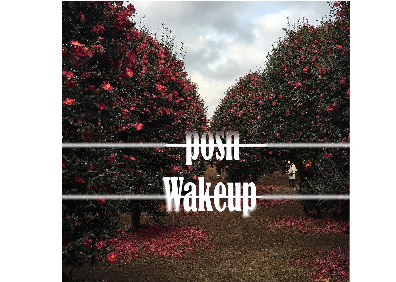 Афиша Ижевск / Posh WakeUp / 19.05