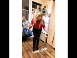 Ольга Бузова instagram истории 31.03.2018
