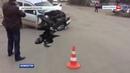 В Евпатории произошло очередное ДТП