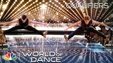 D'Angelo Brothers Perform a Remarkably Clean Tap Routine - World of Dance 2019 (Full Performance)