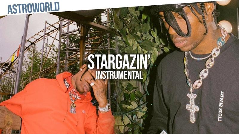 Travis Scott - Stargazing (Astroworld Instrumental)   (Reprod. 7ink)