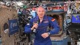 Немец. астронавт, защищает российскую космическую технику