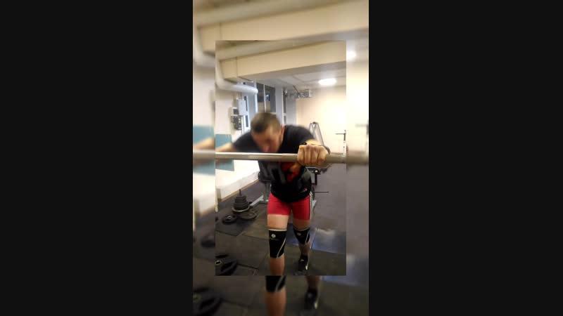 Тренеровка (Видео урок 3) - Забивка Плеч