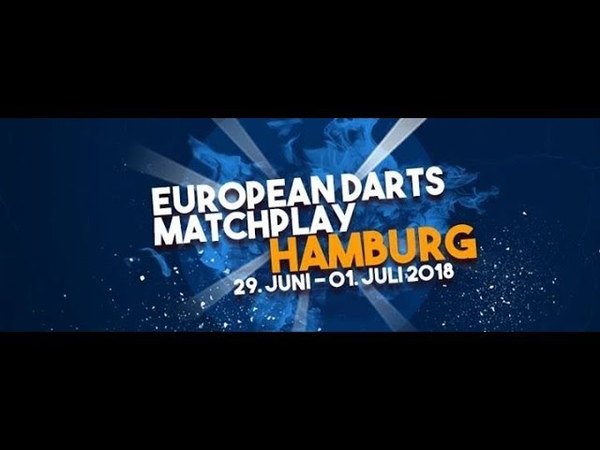 European Darts Matchplay 2018 Final Michael van Gerwen v William O'Connor