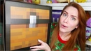 UNBOXING Minecraft Treasure Chest filled with Toys!