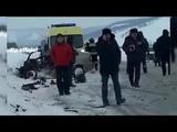 Два человека погибли в крупной аварии на трассе в Башкирии