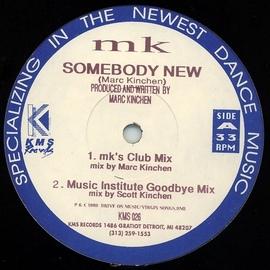 MK альбом Somebody New