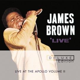 James Brown альбом Live At The Apollo, Volume II