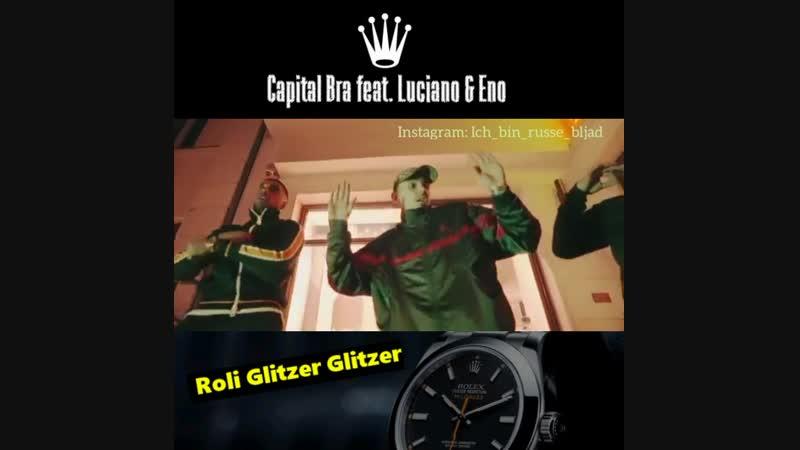Capital Bra feat. Luciano Eno - Roli Glitzer Glitzer