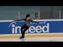 Yuto Kishina JPN Men Free Skating Yerevan 2018
