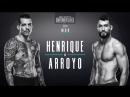 Dana White's Contender Series Brazil S1E1: Diego Henrique da Silva vs. Antonio Arroyo