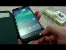 Чехол зарядка для Samsung galaxy S4 флип powerbox