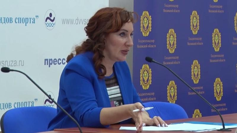 В Подмосковной Рузе состоялась пресс-конференция Госадмтехнадзора