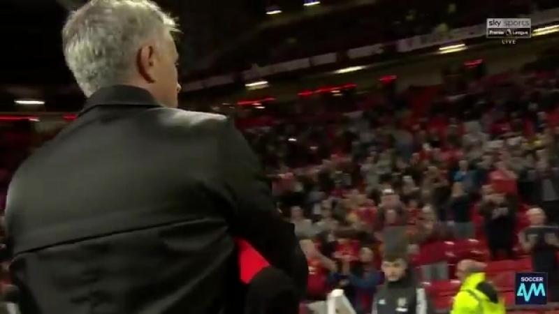 A massa está com Mourinho e Mourinho está com a massa mas quem sabe é a DpF