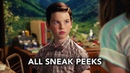 Young Sheldon 2x02 All Sneak Peeks A Rival Prodigy and Sir Isaac Neutron HD