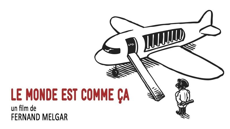 LE MONDE EST COMME ÇA de Fernand Melgar