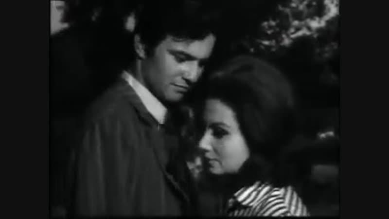 Bir Gönül Oyunu Filmi 1965 Ediz Hun ve Belgin Doruk