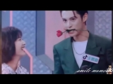Дилан Ванг и Шэнь Юэ_Shen Yue and Wang He Di 2 (Сад падающих звёзд_Meteor Garden 2018)