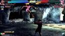 Tekken Tag 2 Unlimited Knee Bruce Bryan vs Chanel Alisa Jaycee