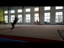 Моя сестра гимнастка