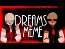 ☠ DREAMS | MEME ☠ WAYWARD CREED (FLASHING LIGHTS)