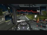 ETS2 Multiplayer Funny Moments and Crashes #36