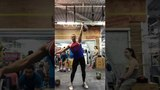 Aleksander Khvostov snatch with 32kg 212 reps in 10min PB!
