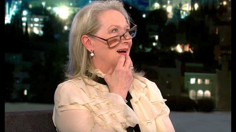 Meryl Streep's Funniest Moments (speeches, interviews, movie clips, etc)