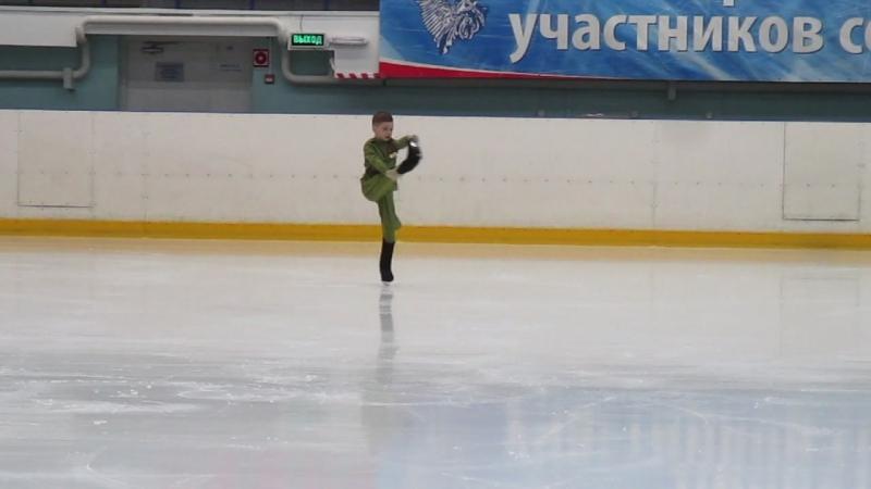 1 место в финале на кубок Петра Великого MVI_0761