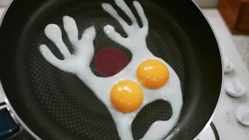 Бабушка рассказала, на каком масле нельзя жарить яичницу! Так реально вкуснее
