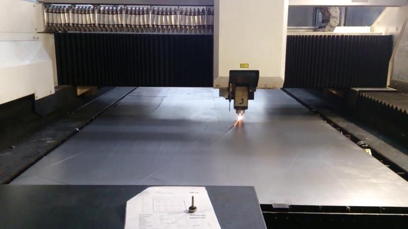 Paslanmaz Lazer Kesim | Metal Lazer Kesim | Ağır Metal Lazer Kesim | Krom ve Saç Lazer Kesim