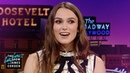 Keira Knightley Gets Mistaken For Natalie Portman Britney Spears