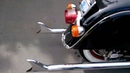 1999 2000 Indian Chief with Samson Dual Exhaust Fish Tails