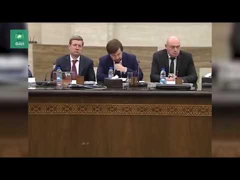 Сирия: корреспондент ФАН побывал на пленарном заседании комиссии Москвы и Дамаска