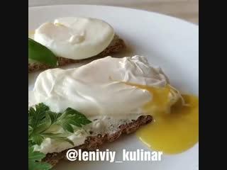 Лайфхак: как легко приготовить яйцо-пашот