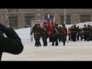 в/ч 74400 Присяга Переславль-Залесский 22.01.2017