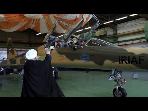 Iran's 'New' Fighter Jet Isn't New At All. But There Is More to The Story