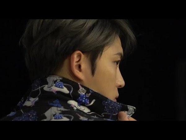 Kim Jaejoong for Harper's Bazaar Japan