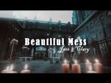 Jace  Clary ○ Beautiful Mess ○ Mavi Milena
