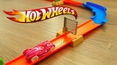 Машинки Трек Хот Вилс Видео для мальчиков про игрушки Машинки hot wheels Игрушки для детей