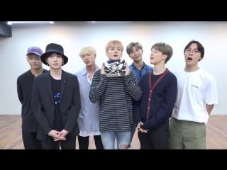 BTS (방탄소년단) Celebrating 10M Subscribers